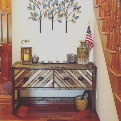 Console Table Challenge build