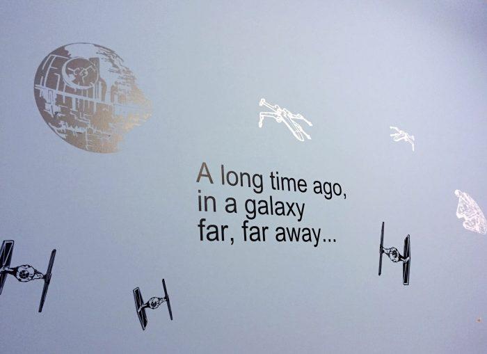 star wars room vinyl decal wall