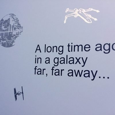 Star Wars Room Wall Decals
