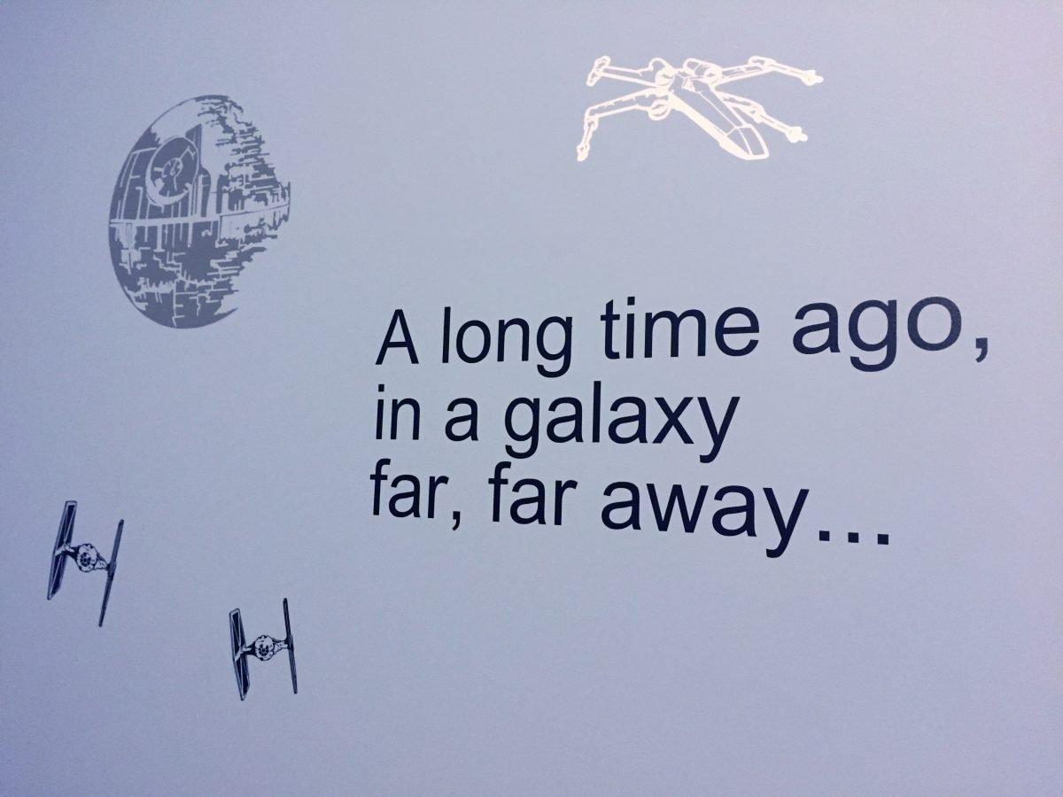 Star Wars Room Wall Decals