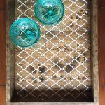 DIY Decorative Wooden Serving Tray