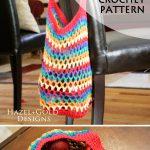 Hazels market bag free pattern