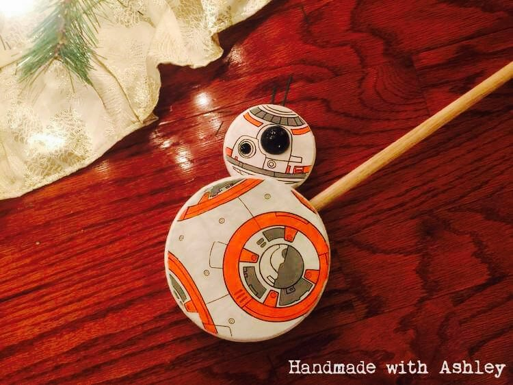 handmade with ashley bb8 push toy