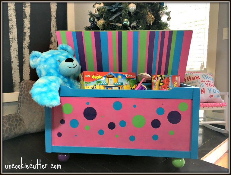 uncookie cutter diy toybox