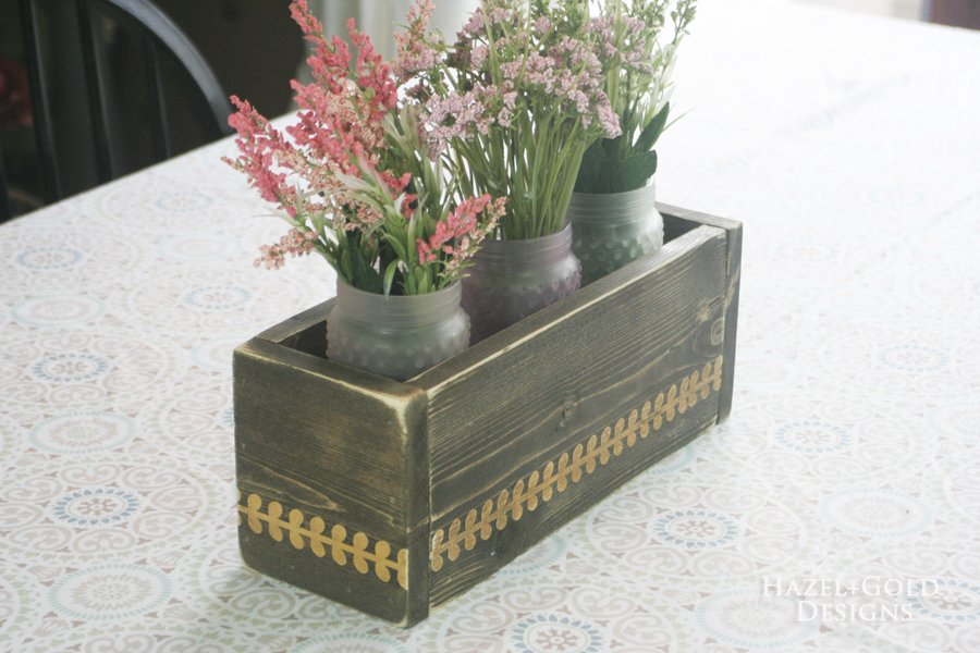 centerpiece flower box - final photo3