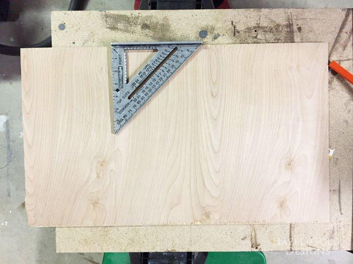 Yoda wall art - cutting board to size