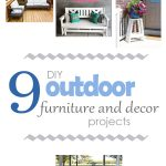 pinterest image diy outdoor furniture and decor