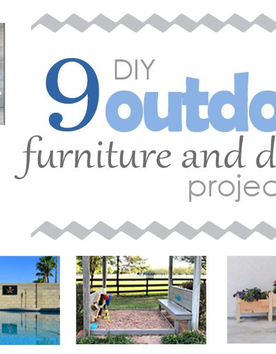 twitter image diy outdoor furniture and decor