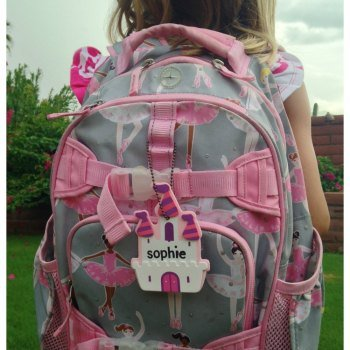 Backpack-Tag-collage-Dazzle-While-Frazzled