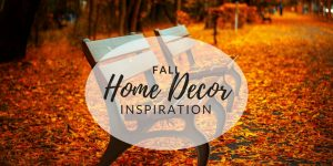 fall home decor for twitter