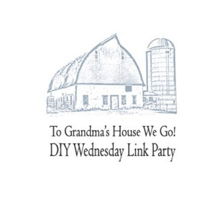 To Grandma's House We Go! (Wednesday Link Party #60)