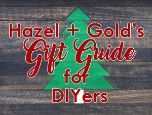 gift guide for diyers 2017