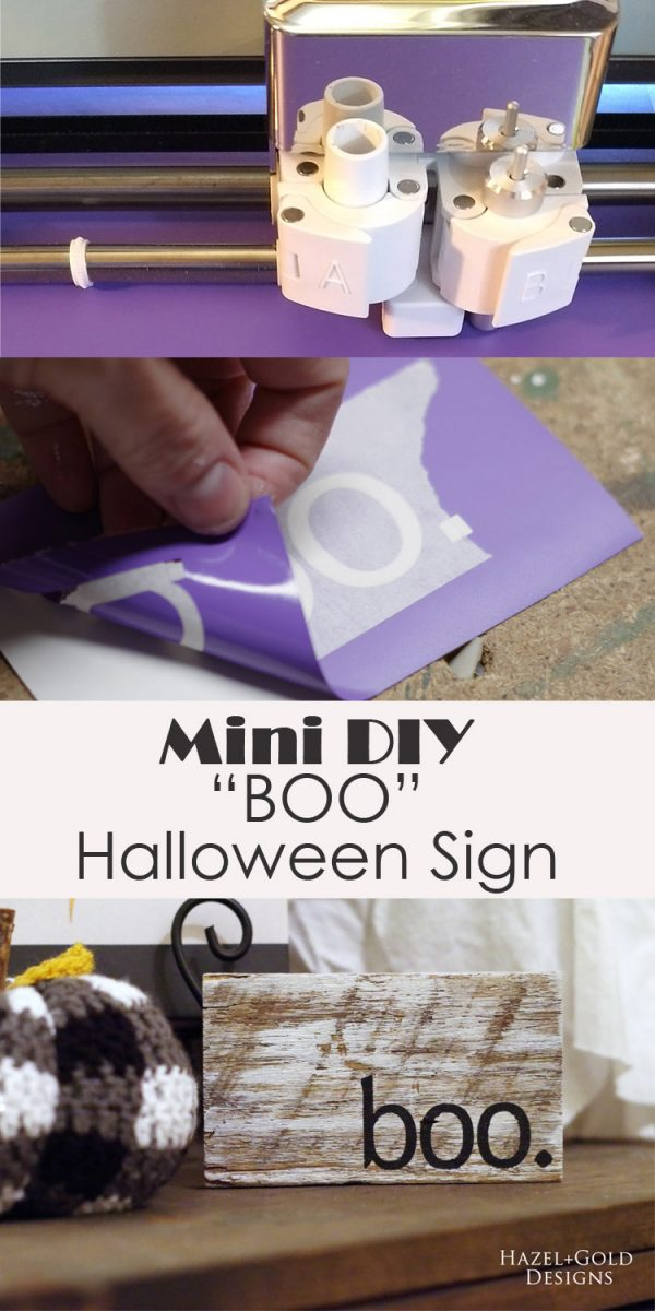 Full tutorial on how to make this simple yet adorable Mini DIY