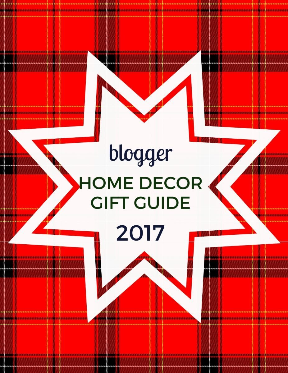 Home Decor Gift Guide - Choices in 11 Home Design Styles!