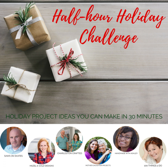 Half-hour Holiday Challenge Participants