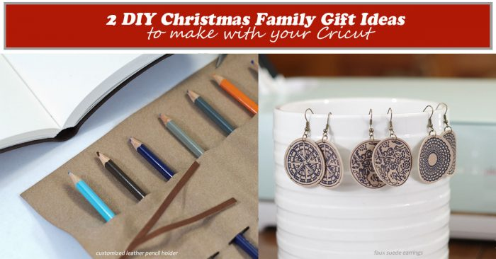 family gift ideas cricut - social media image