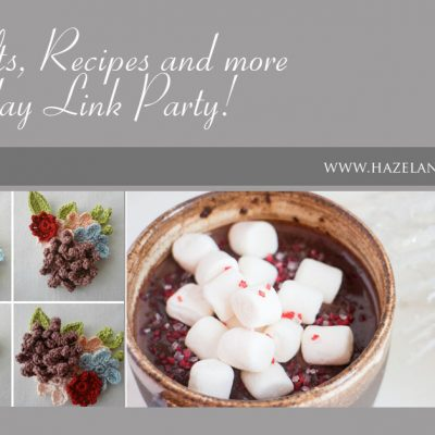 DIY, CRAFTS, RECIPES AND MORE – WEDNESDAY LINK PARTY #64
