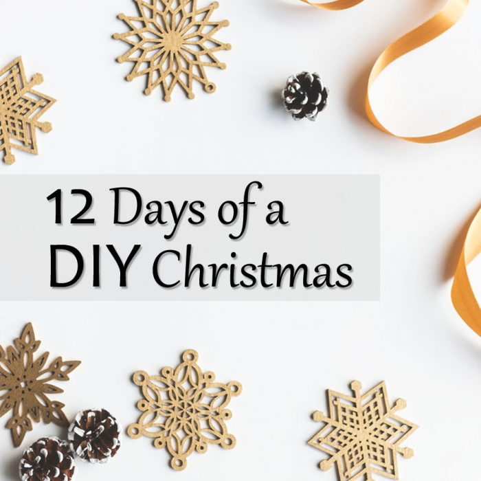 12 days of diy christmas collab image