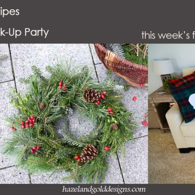 DIY, Crafts, Recipes and More! Wednesday Link Party #67