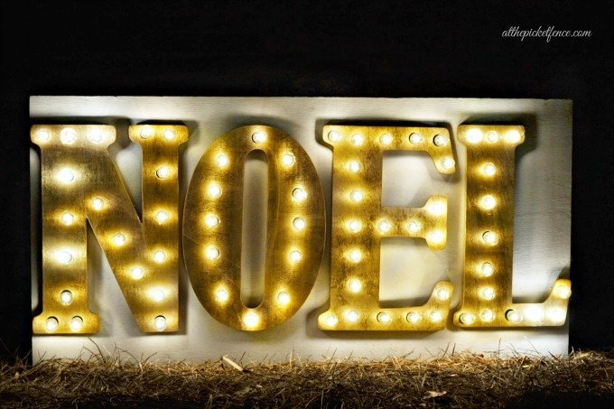 DIY-outdoor-lighted-marquee-sign-