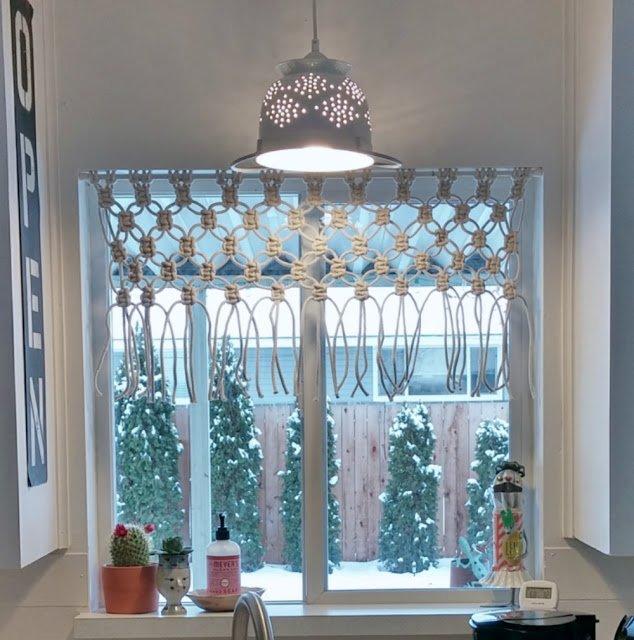 macrame kitchen curtain12