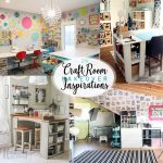 Craft Room Makeover Inspiration - featured image