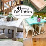 41 DIY tables builds and makeovers featured image