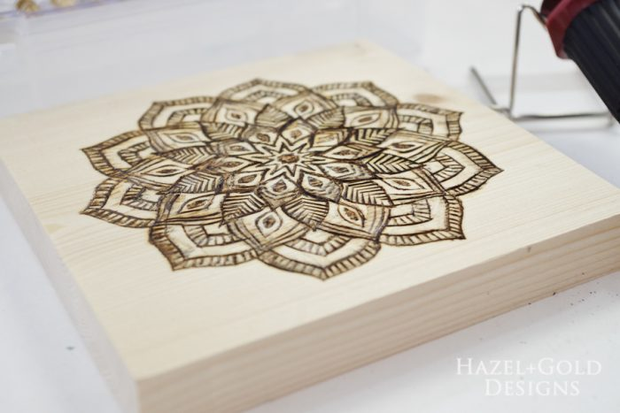 Check Out This Awesome DIY Wood Art I Made Using A Woodburning Tool Theres Video