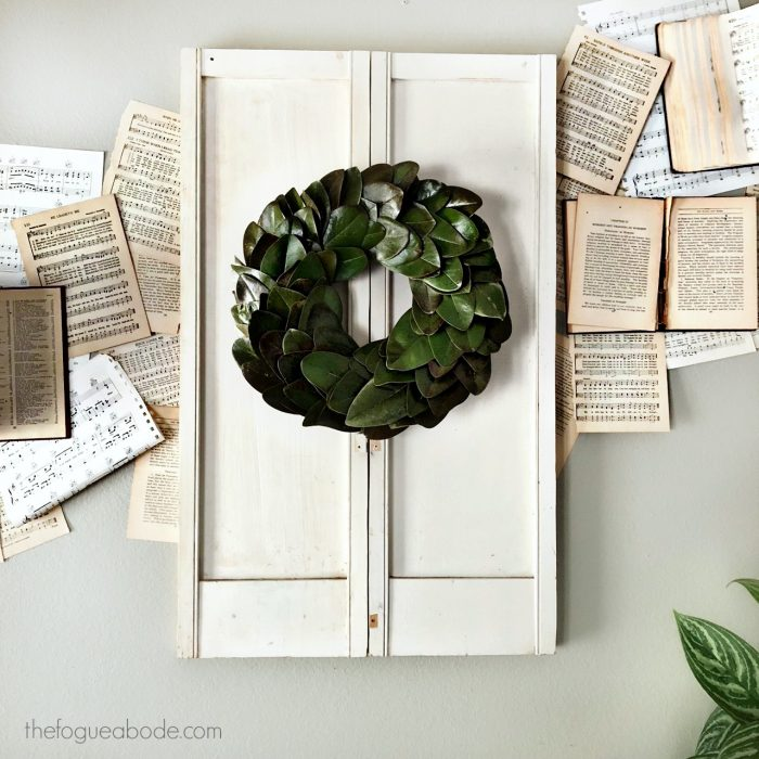 Check out our weekly link party where we feature projects like this amazing book wall! Enter your projects or get creative inspiration!