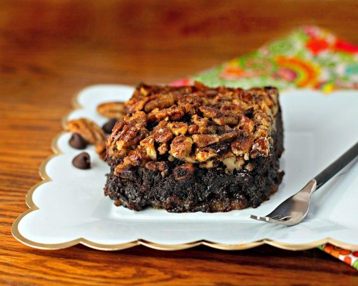 best pecan pie brownies
