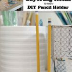 DIY-Colorful-Resin-Pencil-Holder-pinterest image