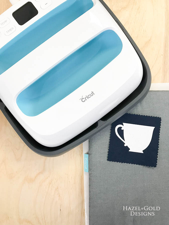How to use Cricut EasyPress - final photo