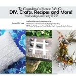 wednesday link party 99 - square featured image
