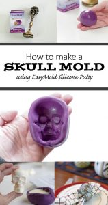 How to Make a DIY Skull Mold