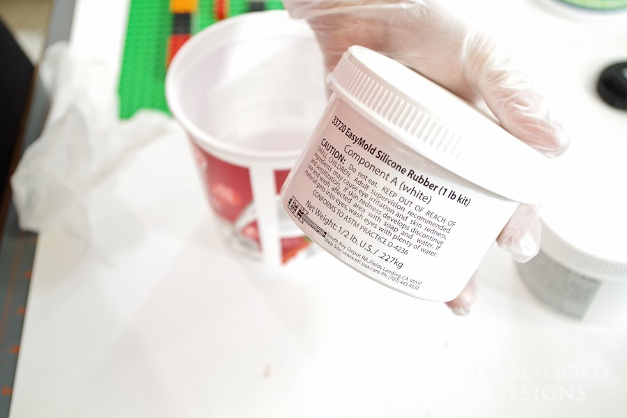 Find Part A of Silicone Rubber