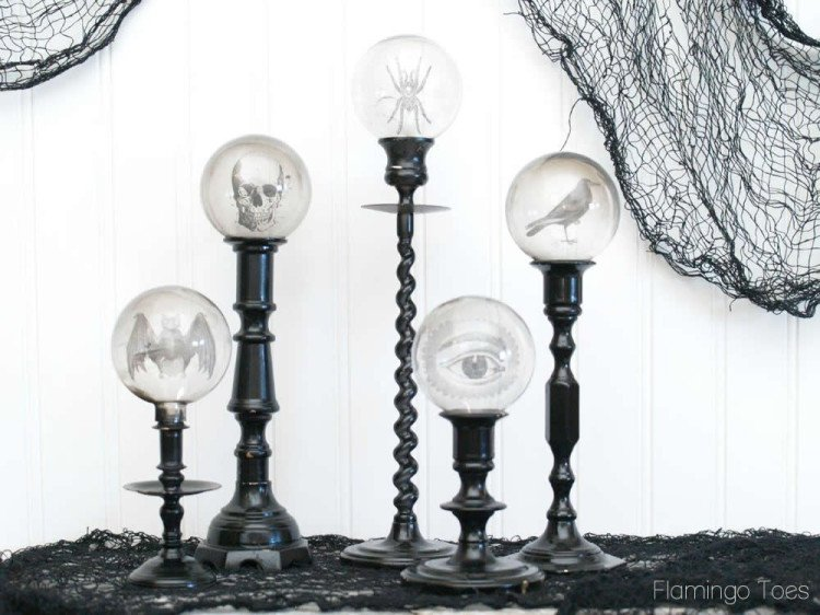 Spooky-Candlestick-Display-750x562 by Flamingo Toes