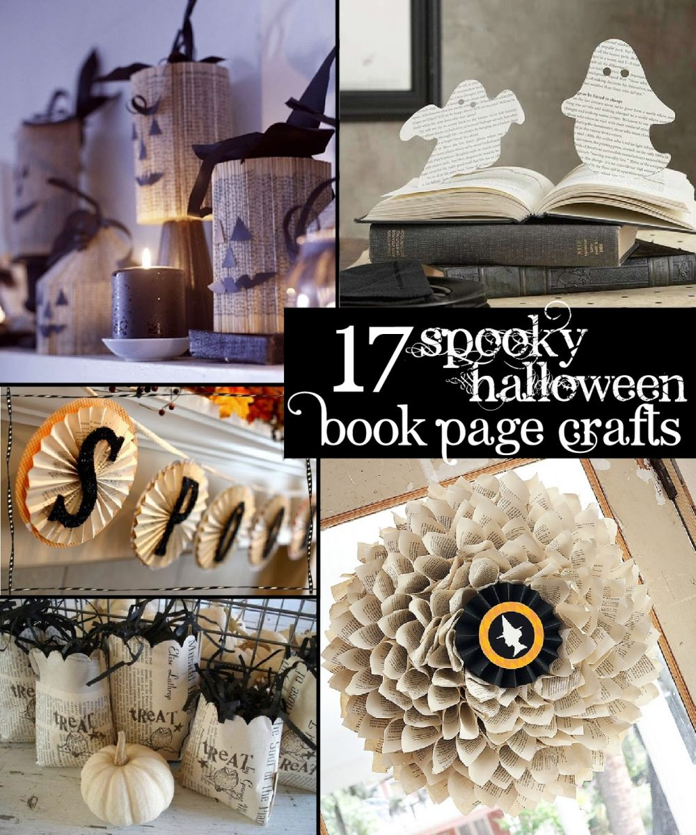 book-page-halloween-crafts