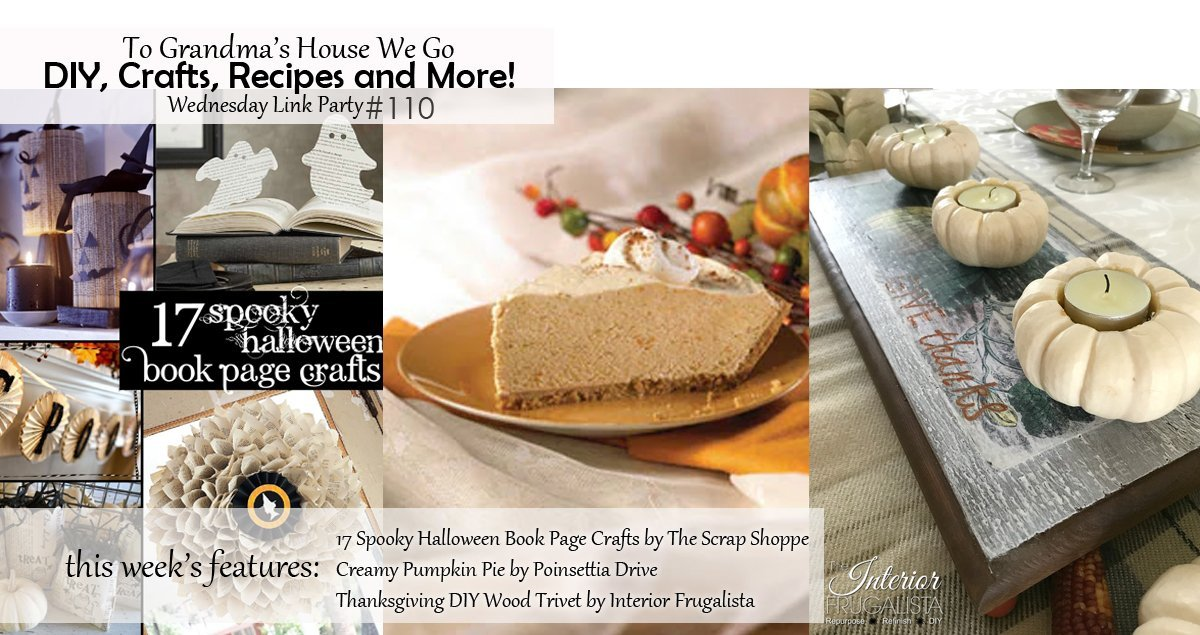 wednesday link party 110 - social media image
