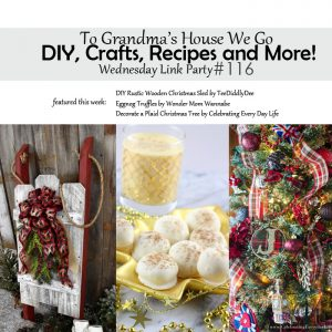 wednesday link party 116 - square featured image