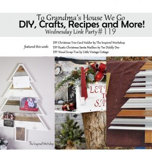 wednesday link party 119 - square featured image