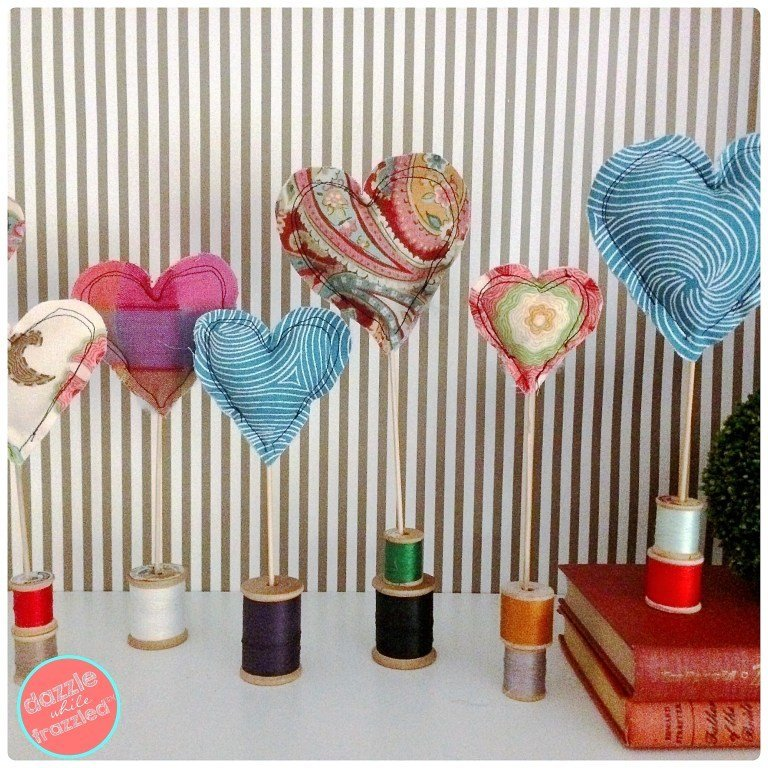 DIY-Fabric-Heart-Decorations-collage-2-1
