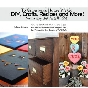 wednesday link party 124 - square featured image