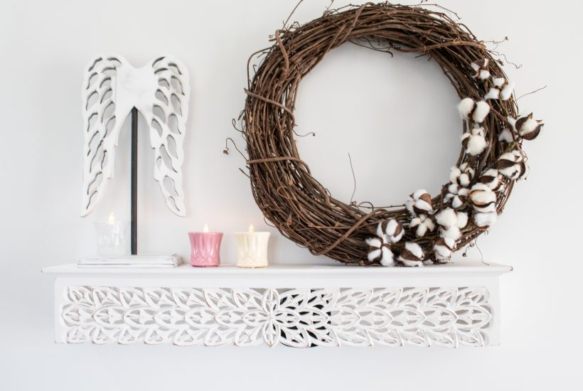 How to make a DIY Resin Tealight Candle holder - horizontal