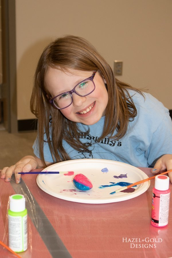 paint a mood 2 girl scout brownie painting badge activity idea