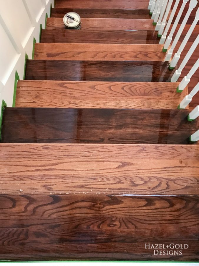 coat with polyurethane for floors
