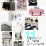 diy upcycle and paint makeover projects